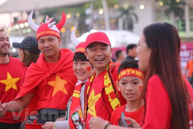 Co dong vien tin Viet Nam se danh bai 'Voi chien' Thai Lan hinh anh 2