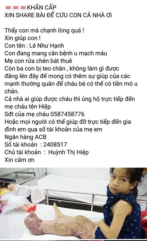 Lua dao tu thien tren Facebook: Khi cai ac khoac ao nhan van hinh anh 3