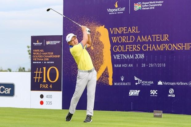 5 golf thu xuat sac nhat WAGC Vietnam 2018 tham du giai the gioi hinh anh 1