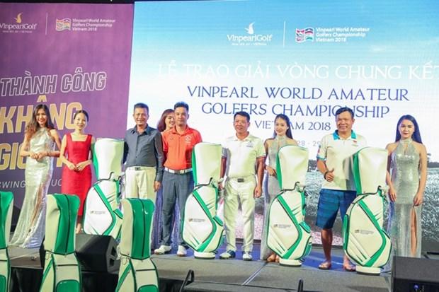 5 golf thu xuat sac nhat WAGC Vietnam 2018 tham du giai the gioi hinh anh 5
