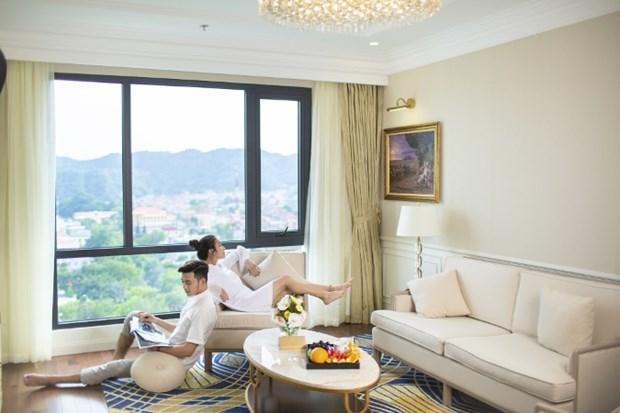 Chuan muc nghi duong hien dai tai khach san Vinpearl Hotels hinh anh 3