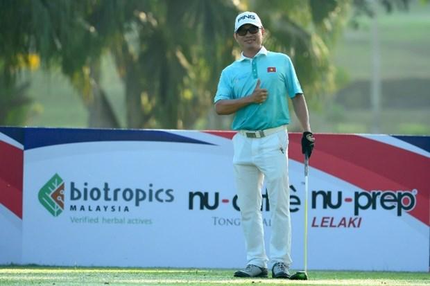 Doi tuyen Golf Viet Nam bao ve thanh cong vi tri so 1 Giai WAGC 2018 hinh anh 4