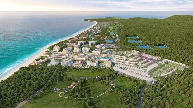 Ra mat to hop Grand World lien ke Casino Phu Quoc hinh anh 1