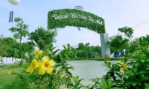 Tham quan Resort bo sua Vinamilk, diem den hap dan o Tay Ninh hinh anh 1