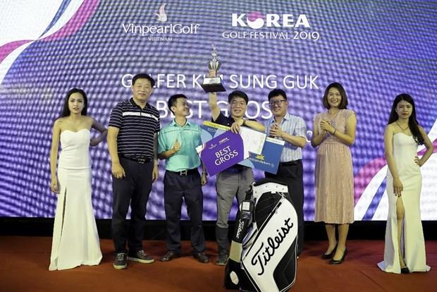 So ke tung diem gay, tay golf Kim Sung Guk gianh chien thang kich tinh hinh anh 1