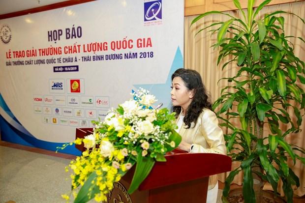 Tan Hiep Phat vinh du nhan giai vang Chat luong Quoc gia nam 2018 hinh anh 3