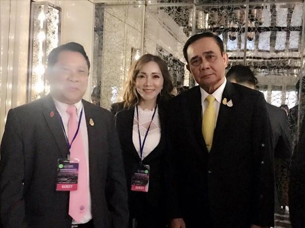 Do Thi Thao: Tu Hoa hau den khach moi dac biet cua Dien dan CLMVT 2019 hinh anh 4