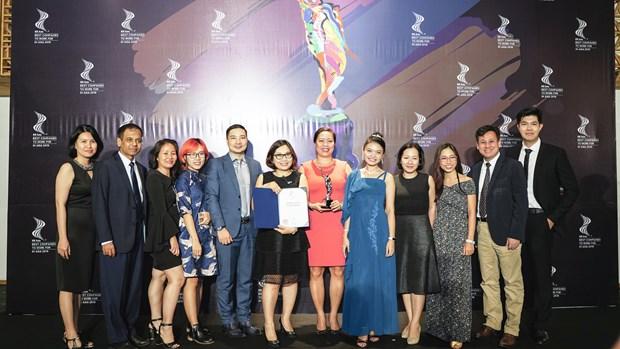 Unilever duoc vinh danh la noi lam viec tot nhat Chau A 2019 hinh anh 1