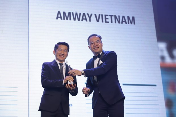 Amway Viet Nam duoc binh chon la 'Noi lam viec tot nhat chau A 2019' hinh anh 1