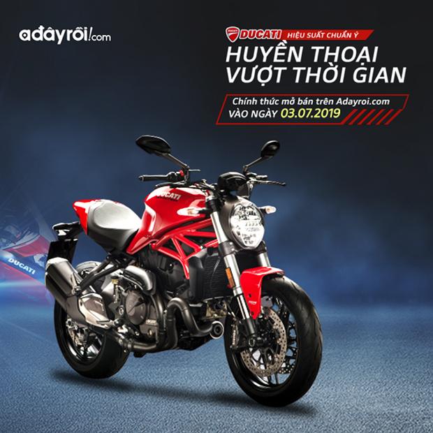 Adayroi phan phoi xe Ducati chinh hang kem hang loat uu dai doc quyen hinh anh 2