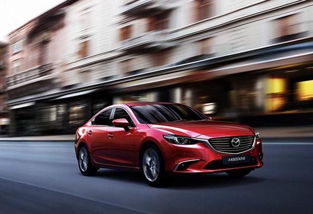 Thaco uu dai lon cho khach hang mua xe Mazda trong thang 7 hinh anh 2