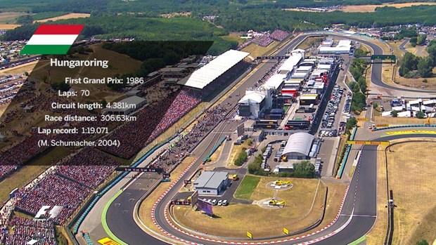 "Hamilton – Vettel – Verstappe se ""thuy chien"" tai chang dua Hungary? hinh anh 2"