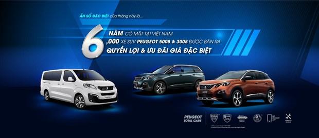 Peugeot uu dai gia len den 50 trieu va nhieu quyen loi hap dan khac hinh anh 1