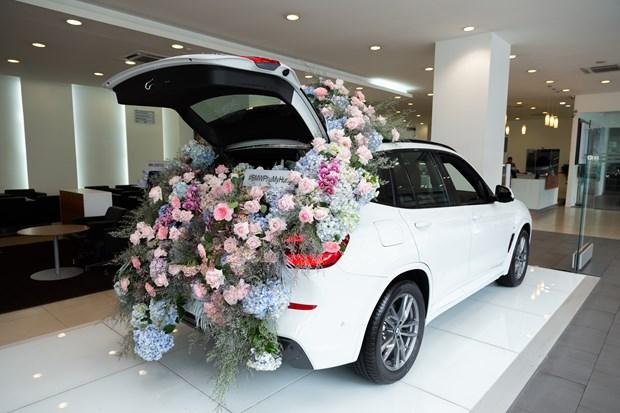BMW ton vinh phu nu qua chuoi su kien Joy Of Beauty hinh anh 1