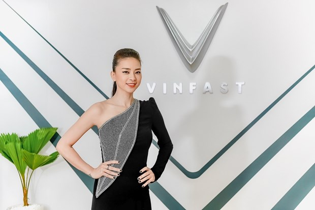 Ngo Thanh Van: Toi va VinFast chia se chung mot niem dam me hinh anh 1