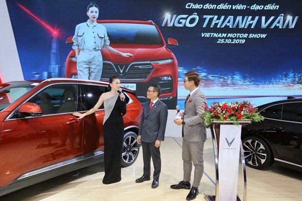 Ngo Thanh Van: Toi va VinFast chia se chung mot niem dam me hinh anh 3