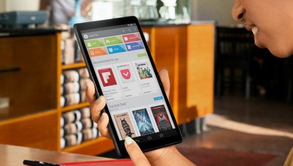 Google lo hinh anh ve mau may tinh bang Nexus 8-inch hinh anh 2