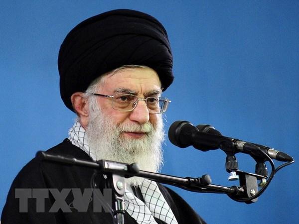 Dai giao chu Iran keu goi vu trang cho Palestine chong Israel hinh anh 1