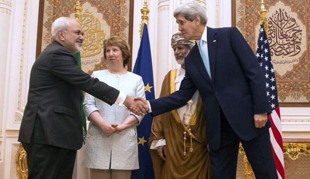 My, Iran va EU khoi dong chuong trinh dam phan hat nhan hinh anh 1