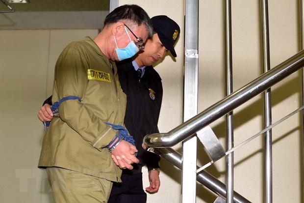 Han Quoc: Thuyen truong pha SEWOL bi ket an 36 nam tu giam hinh anh 1