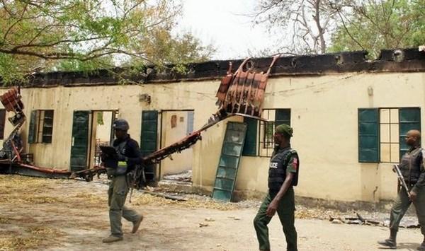 Quan doi Nigeria gianh lai thi tran Chibok tu tay Boko Haram hinh anh 1
