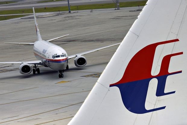 Thanh lap cong ty ke can cua hang hang khong Malaysia Airlines hinh anh 1