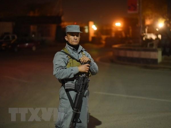 Taliban tan cong cac muc tieu nuoc ngoai o Afghanistan hinh anh 1