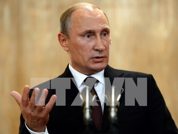 Nguoi Nga tiep tuc bau tong thong Putin la Nhan vat cua nam hinh anh 1