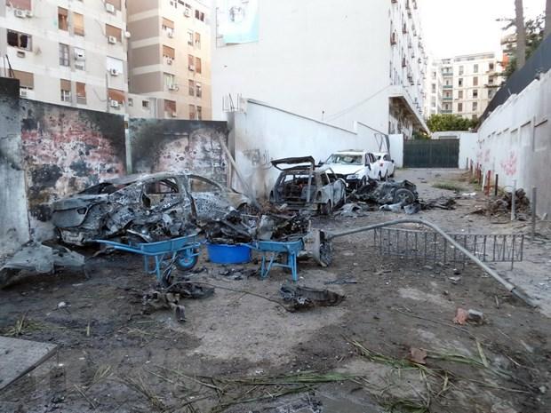 Libya: So luong cac phan tu khung bo nuoc ngoai chiem toi 20% hinh anh 1