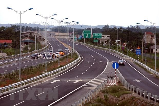 VEC se trong 500.000 cay xanh tren cao toc Noi Bai-Lao Cai hinh anh 1