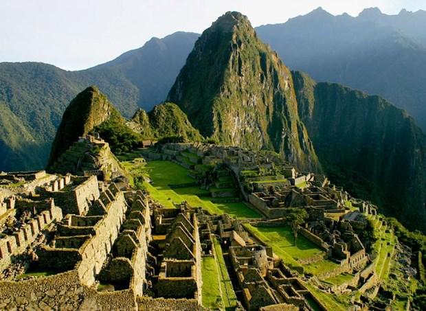 Peru thong qua ke hoach bao ton danh thang Machu Picchu hinh anh 1