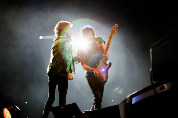 Rolling Stones thu am dia don ung ho nan nhan dong dat o Nepal hinh anh 1