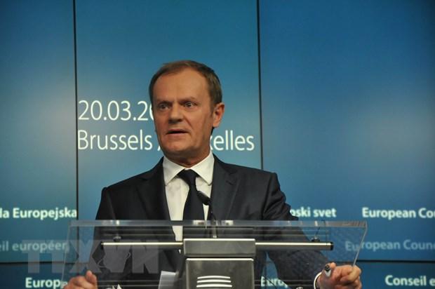 Eurozone khong du thoi gian de nghien cuu de xuat cua Hy Lap hinh anh 1