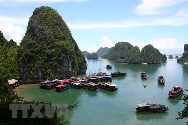 Quang Ninh thi diem du an sang kien lien minh Vinh Ha Long-Cat Ba hinh anh 1