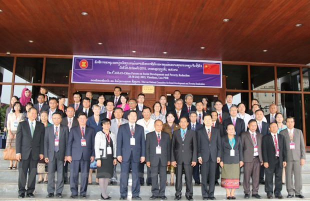 Viet Nam du Dien dan phat trien xa hoi va giam ngheo ASEAN-Trung Quoc hinh anh 2