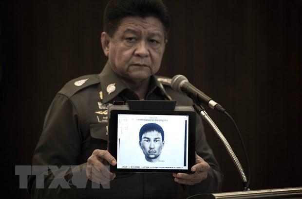 Thai Lan truy na hai nghi can trong vu danh bom o Bangkok hinh anh 1