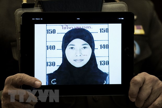 Thai Lan truy na hai nghi can trong vu danh bom o Bangkok hinh anh 2