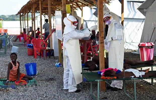 Mot truong hop tu vong moi do dich benh Ebola tai Sierra Leone hinh anh 1