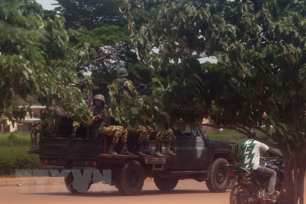 Burkina Faso: Chi huy quan doi ra lenh binh sy dao chinh ha vu khi hinh anh 1