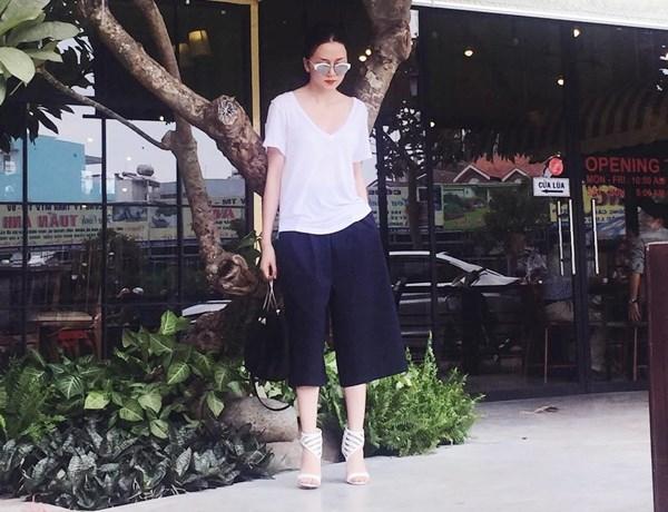 Nhung phong cach street style dep mat cua cac my nhan Viet hinh anh 8