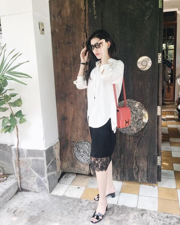 Nhung phong cach street style dep mat cua cac my nhan Viet hinh anh 7