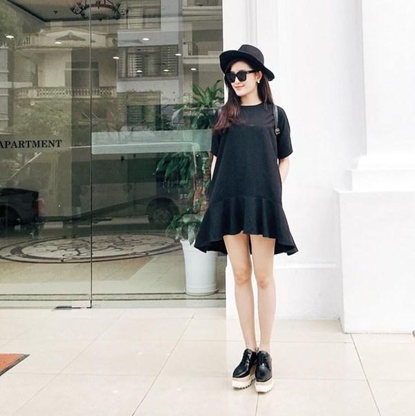Nhung phong cach street style dep mat cua cac my nhan Viet hinh anh 6