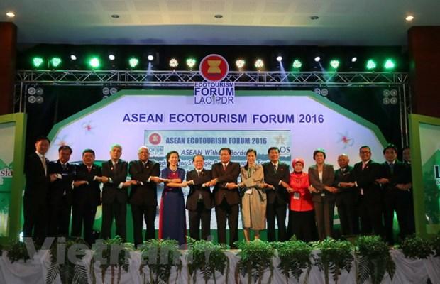 Viet Nam tham du dien dan du lich sinh thai ASEAN 2016 tai Lao hinh anh 1