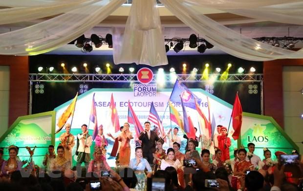 Viet Nam tham du dien dan du lich sinh thai ASEAN 2016 tai Lao hinh anh 2