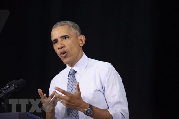 Ong Obama tro tai liet ke tung nhan vat bi giet trong Game of Thrones hinh anh 1