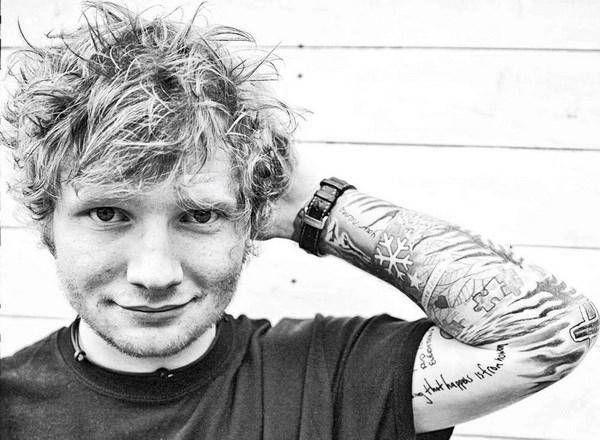 Ed Sheeran - Chang ca sy dai kho duoc van nguoi me man hinh anh 1