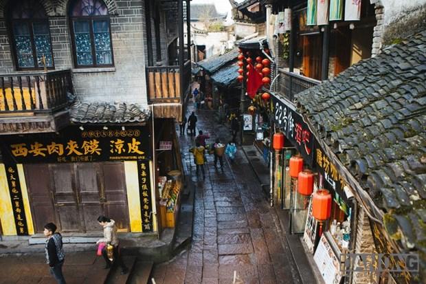 Lac chon than tien o Truong Gia Gioi va Phuong Hoang Co Tran hinh anh 8