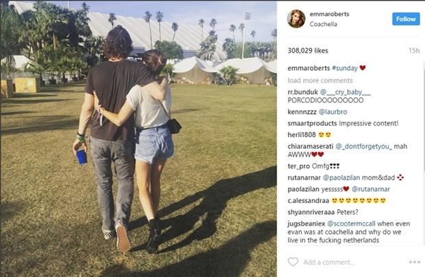 Le hoi am nhac Coachella: Hoi tu cac cap doi hot nhat the gioi hinh anh 4