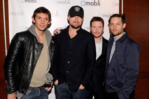 Leonardo DiCaprio va Tobey Maguire: 30 nam moi tham tinh ben chat hinh anh 2