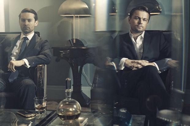 Leonardo DiCaprio va Tobey Maguire: 30 nam moi tham tinh ben chat hinh anh 3